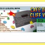 """2015/01/25 """"CAFE de CLIFF V4"""""""
