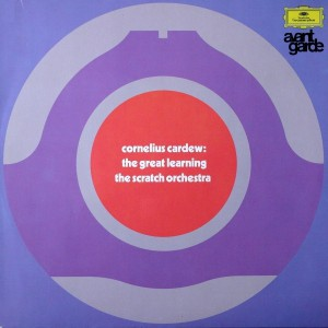Cornelius Cardew & The Scratch Orchestra ‎– The Great Learning